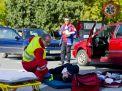 Zatvorena ulica, policija, hitna pomoć i četvero 'ozlijeđenih'