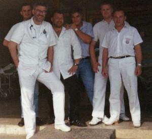 ekipa hitne medicinske pomoći pri domu zdravlja Nova Gradiška